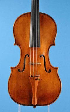Francesco Rugeri Violin
